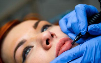 Plánujete permanentní make-up rtů? Na co byste se měla připravit!